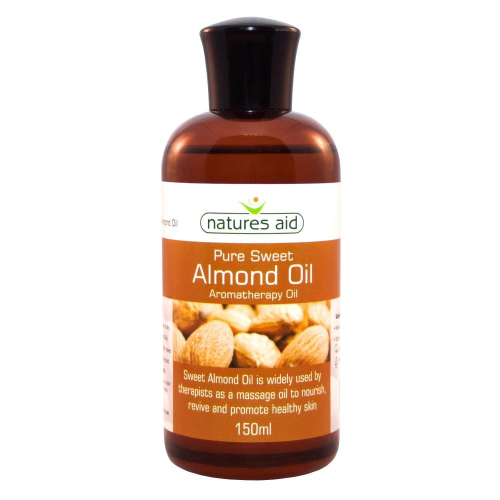 Natures Aid Almond Oil